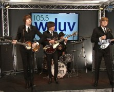 Beatles Tribute Band Brings The Fab 4 To Life