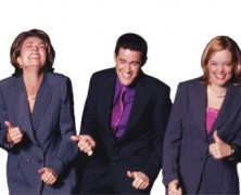 The Water Coolers: Singing Comedy Troupe