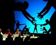 Catapult Shadow Dance Performance