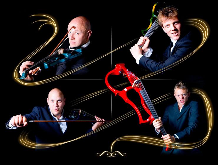 StringFever - Unique String Quartet